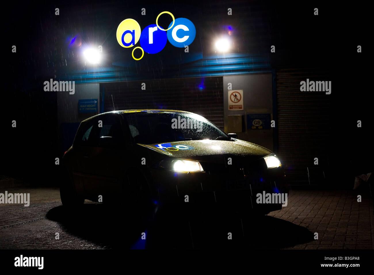 Arc Car Wash Loughborough