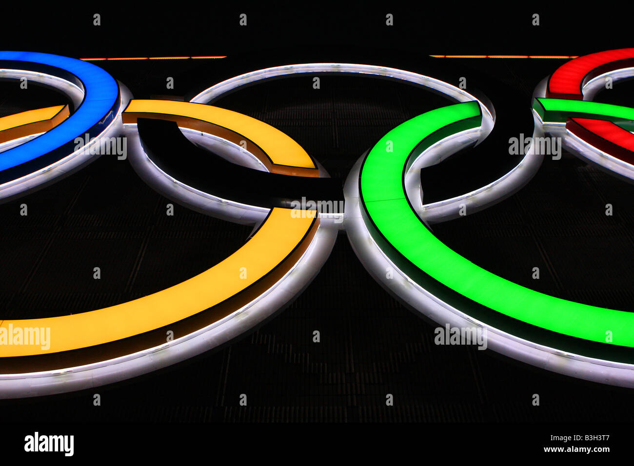 rings neon vector dark eps green logo vectors background effect