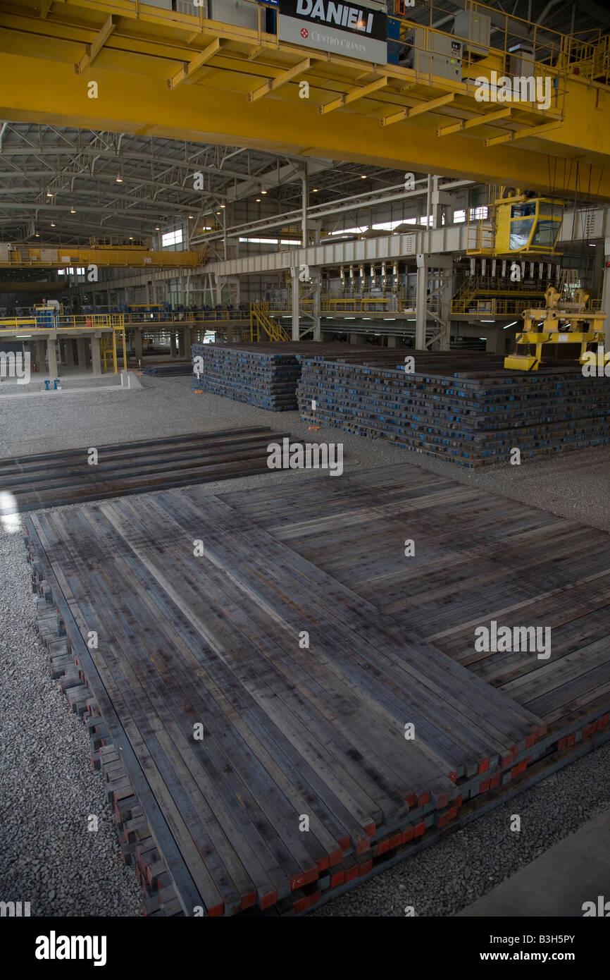 Steel Rods Dubai Uae Stock Photos & Steel Rods Dubai Uae Stock