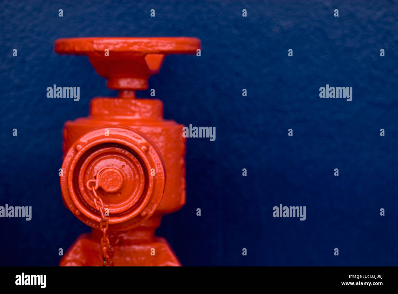 Fire Hydrant - Stock Image
