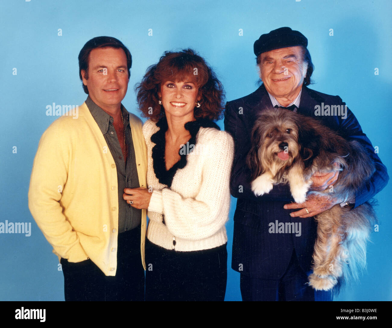 Hart To Hart Tv Robert Wagner High Resolution Stock Photography And Images Alamy