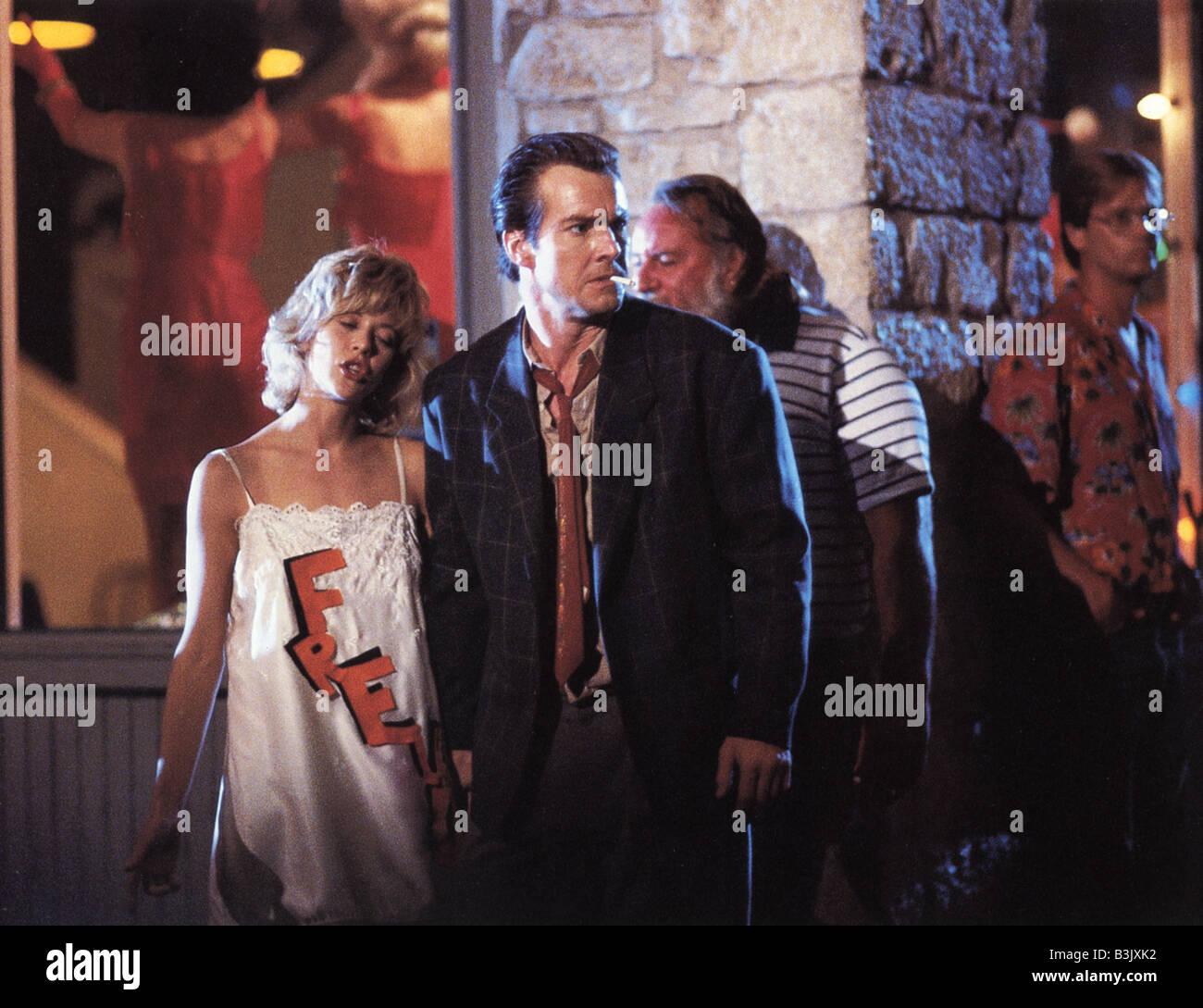 DOA 1988 Warner Film With Meg Ryan And Dennis Quaid At Left