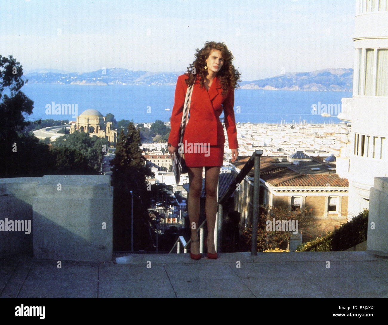 Dying Young 1991 Tcf Film With Julia Roberts Stock Photo