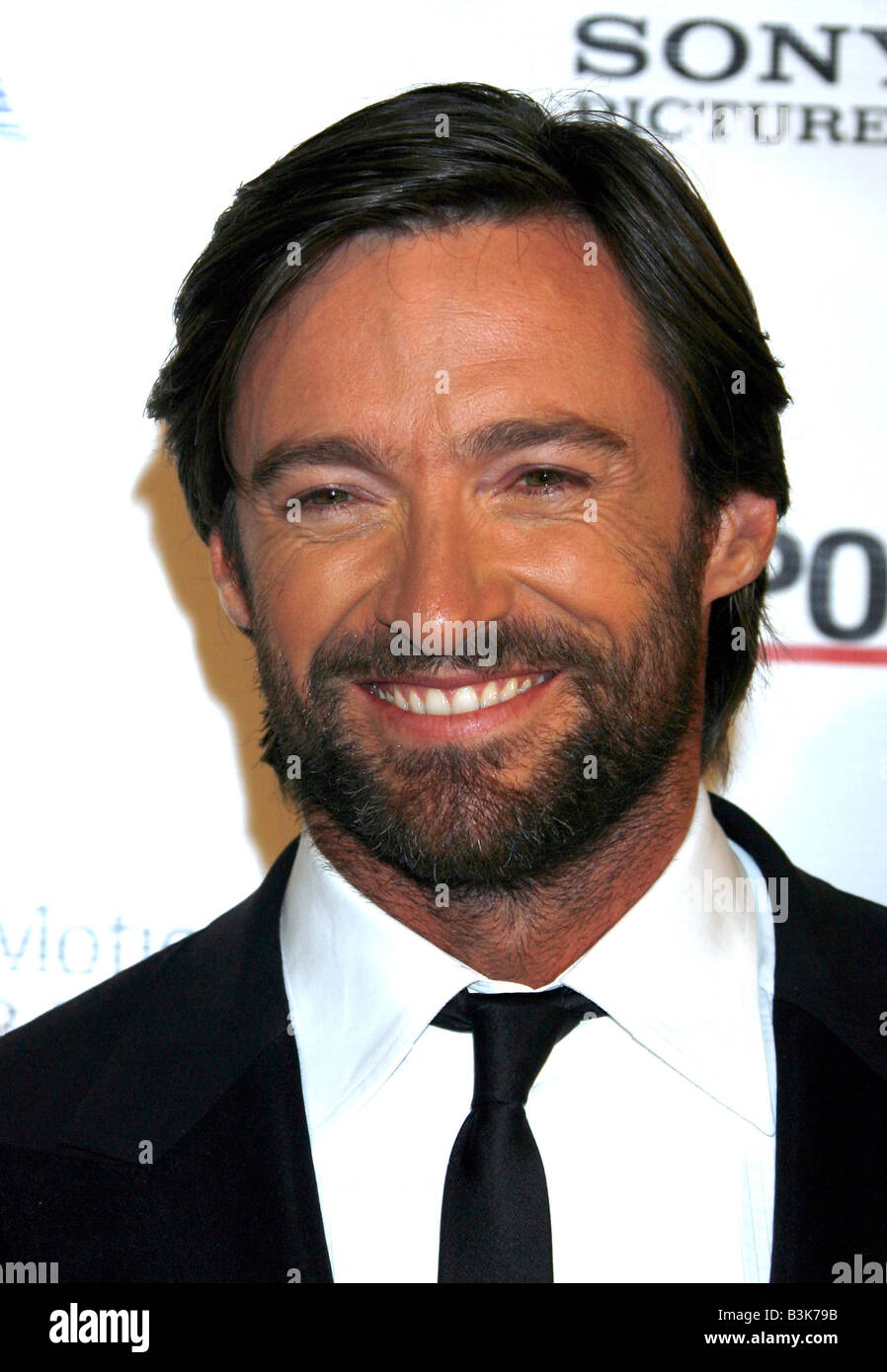 HUGH JACKMAN US film actor in 2007 - Stock Image