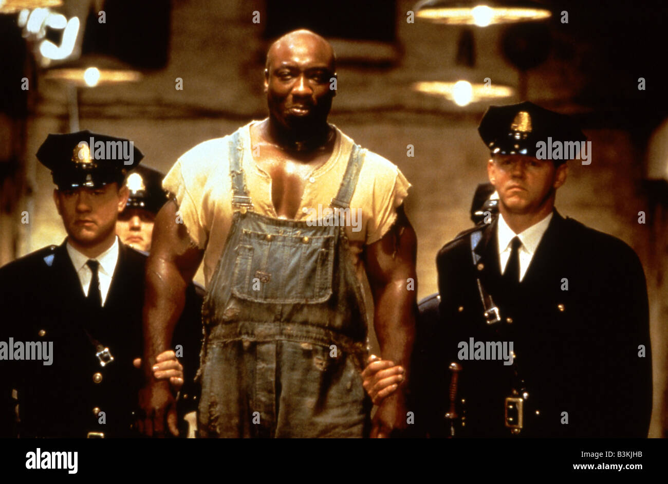 THE GREEN MILE 1999 Warner film with David Morse as the prisoner - Stock Image