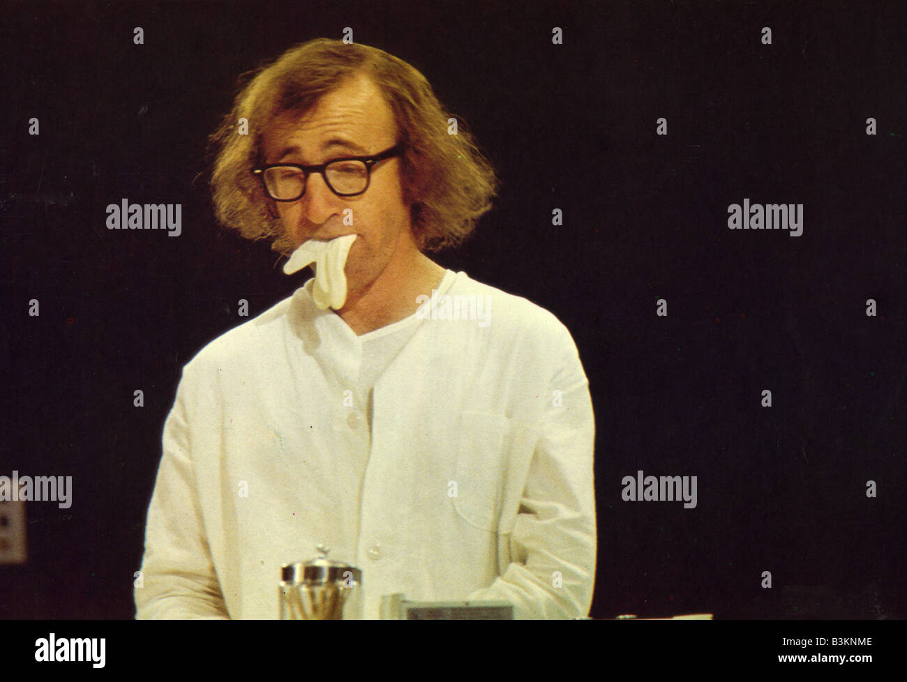 SLEEPER  1973 UA film with Woody Allen - Stock Image