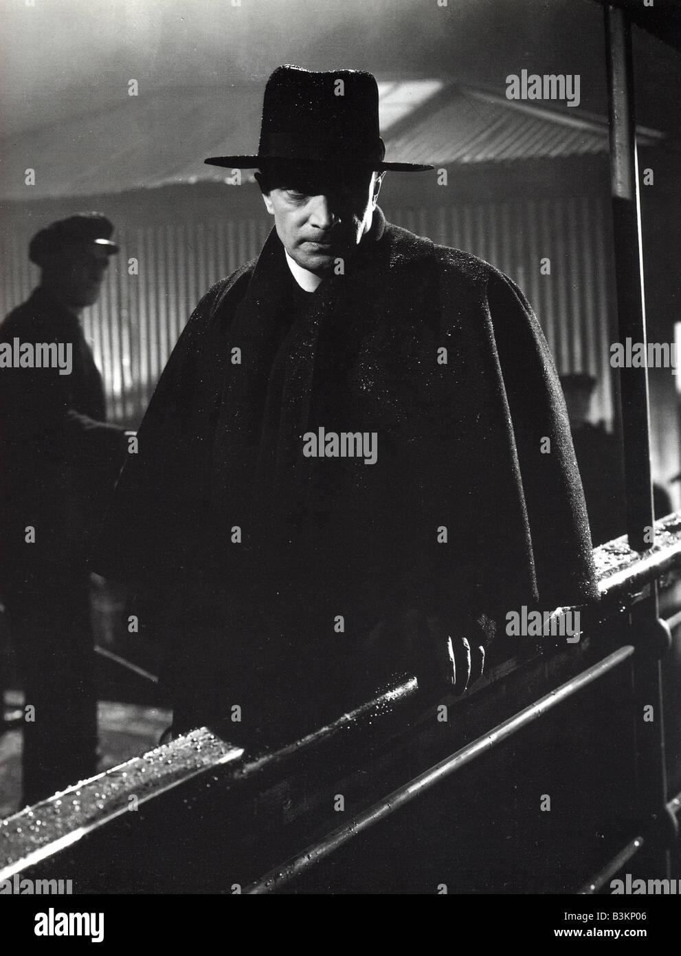THE SPY IN BLACK 1939 Harefield/Alexander Korda film with Conrad Veidt - Stock Image