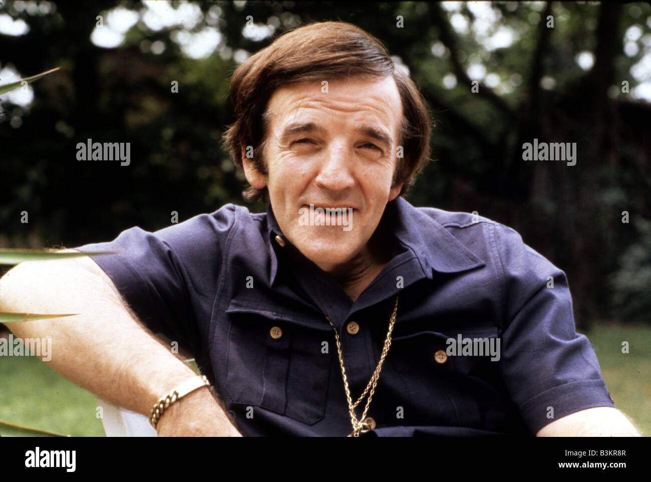 ALAN FREEMAN UK radio and TV presenter about 1978 - Stock Image