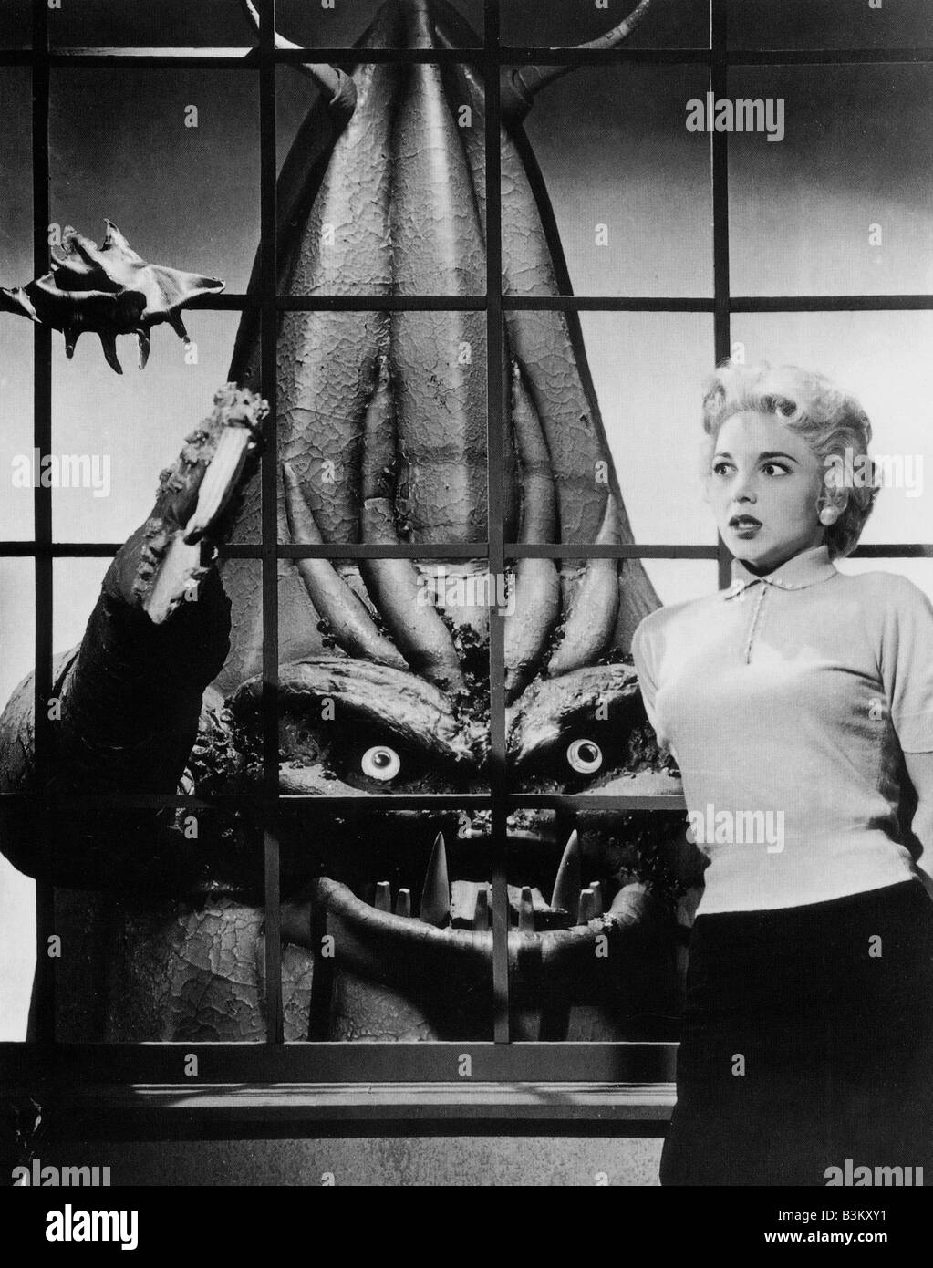 IT CONQUERED THE WORLD  1956 AIP film with Beverly Garland - Stock Image