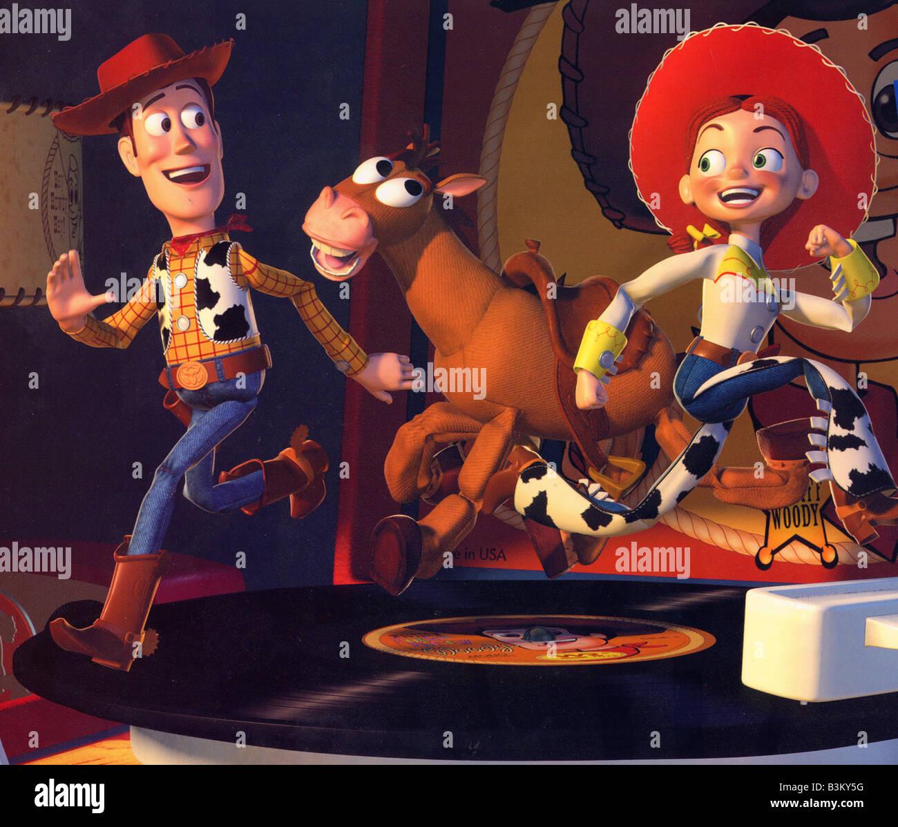 TOY STORY 2 - 1999 Buena Vista/Walt Disney film - Stock Image