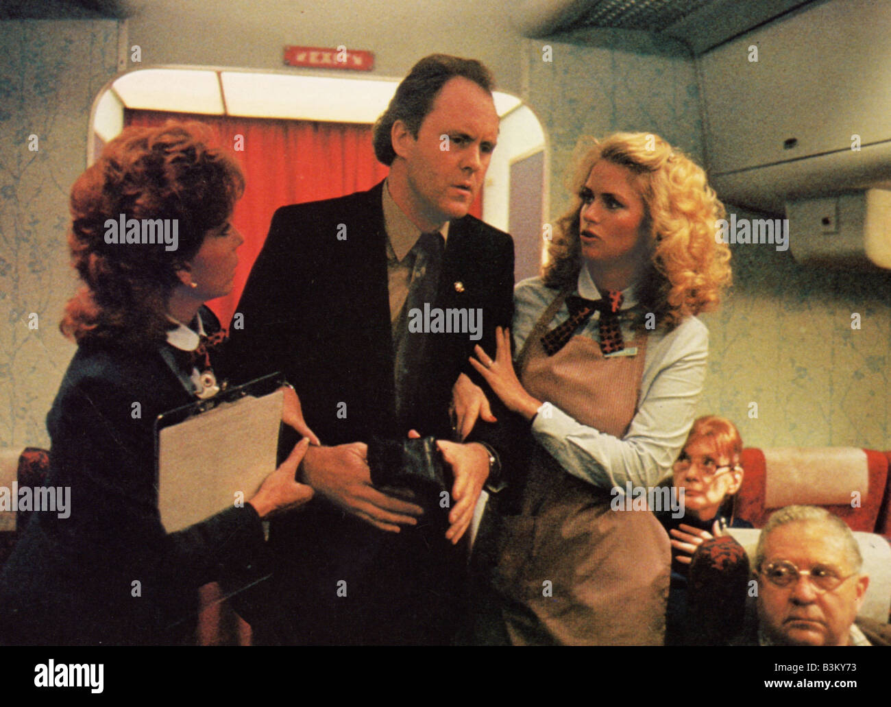 TWILIGHT ZONE:  THE MOVIE  1983 Warner film with John Lithgow - Stock Image