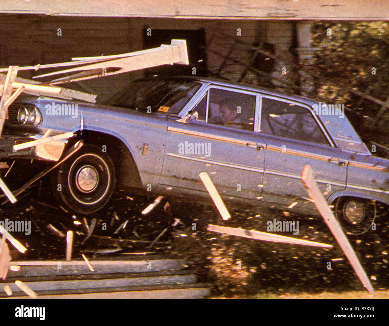 THE GETAWAY 1972   Solar/First Artists film with Steve McQueen - Stock Image