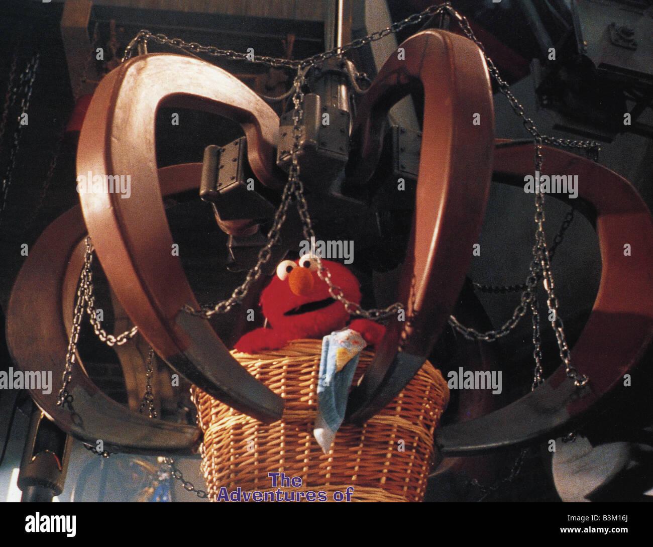 THE ADVENTURES OF ELMO IN GROUCHLAND 1999 Jim Henson film Stock Photo