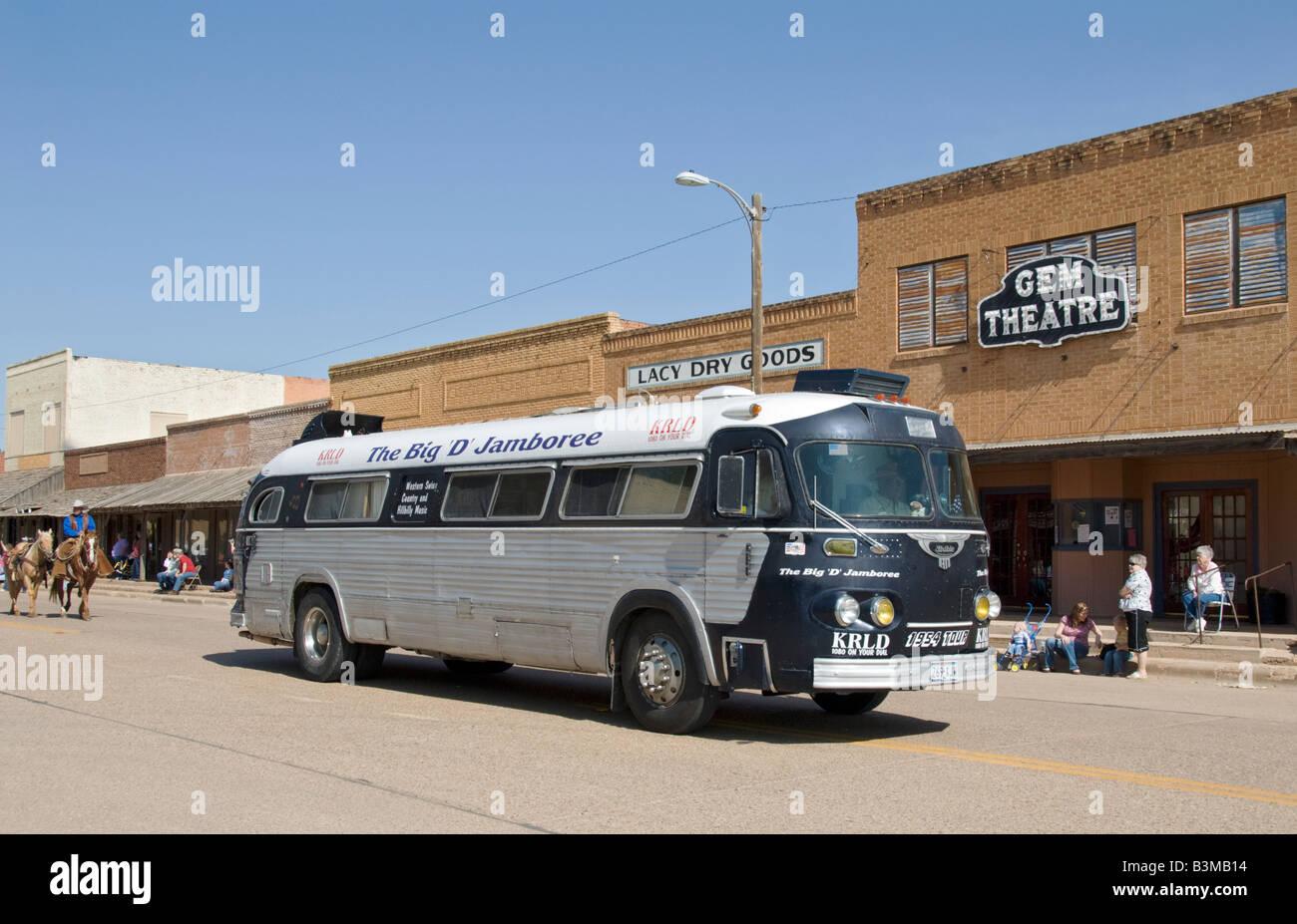 swinger bus tour