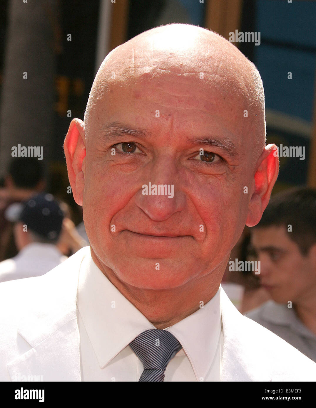 SIR BEN KINGSLEY   UK actor in 2004 - Stock Image