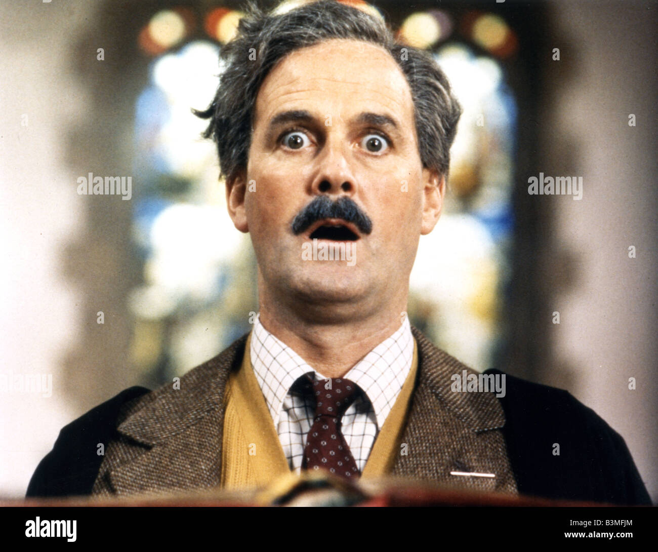 FIERCE CREATURES  1997 Universal film with John Cleese - Stock Image