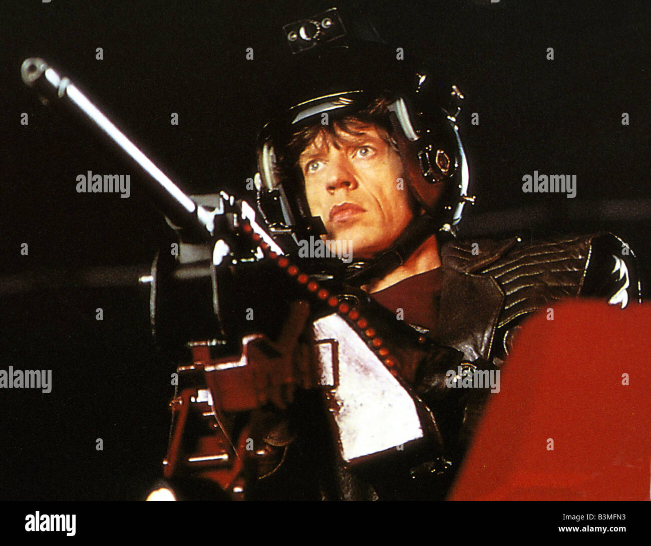 FREEJACK 1992 Warner/Morgan Creek film with Mick Jagger - Stock Image