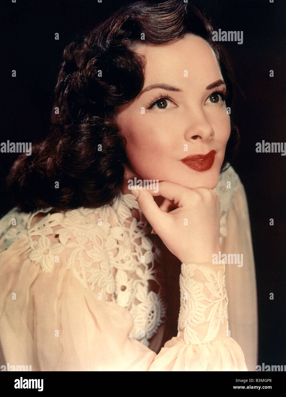 KATHRYN GRAYSON US singer actress - Stock Image