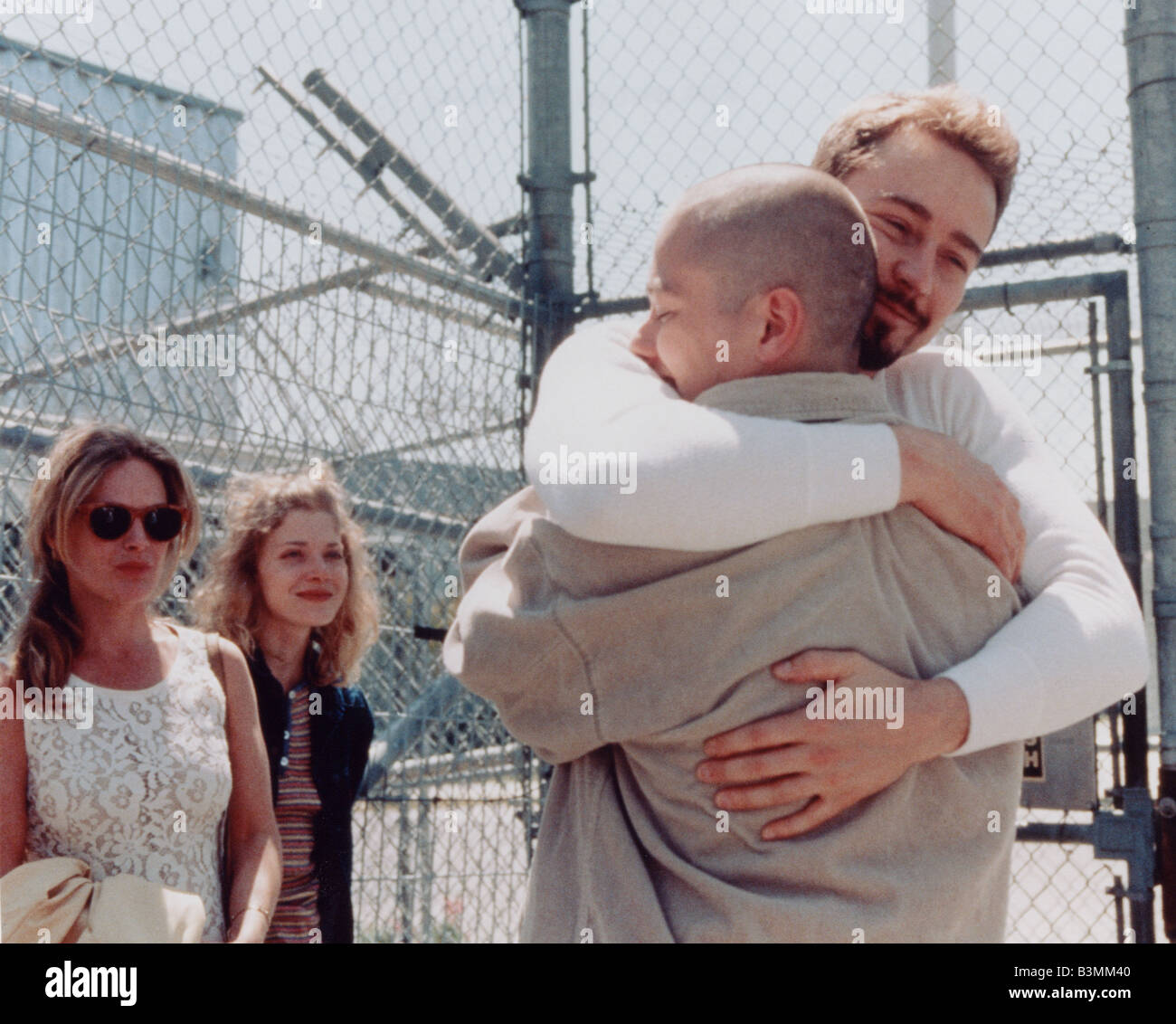 AMERICAN HISTORY X   1998 Entertainment/New Line film - Stock Image