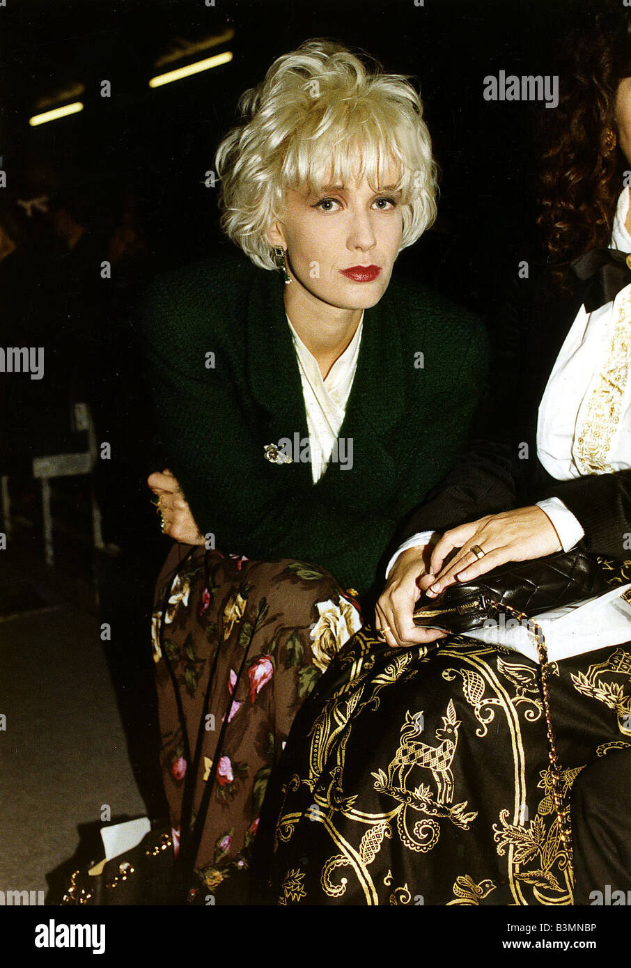 Paula Yates Stock Photos and Images