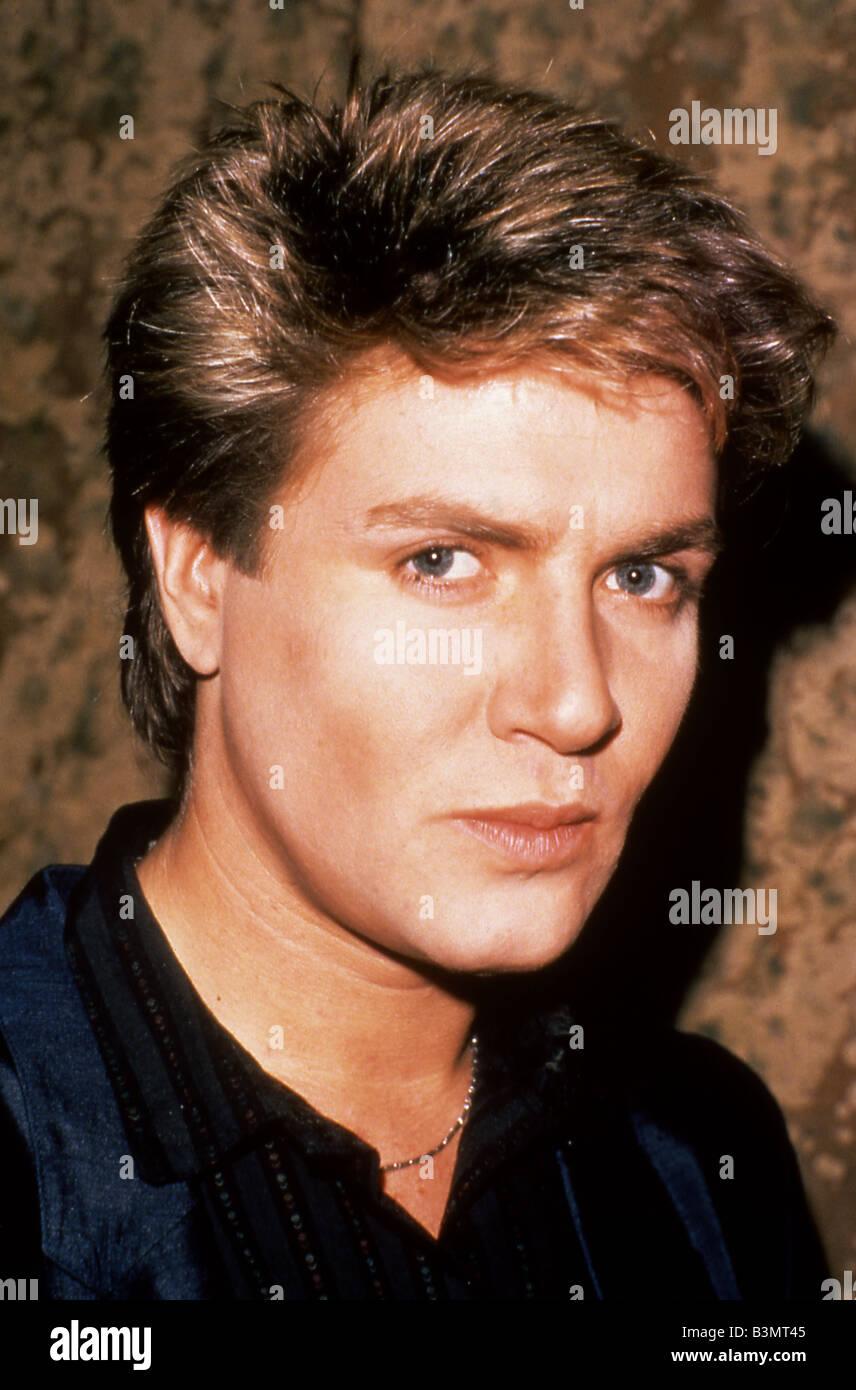 Duran duran singer admits to