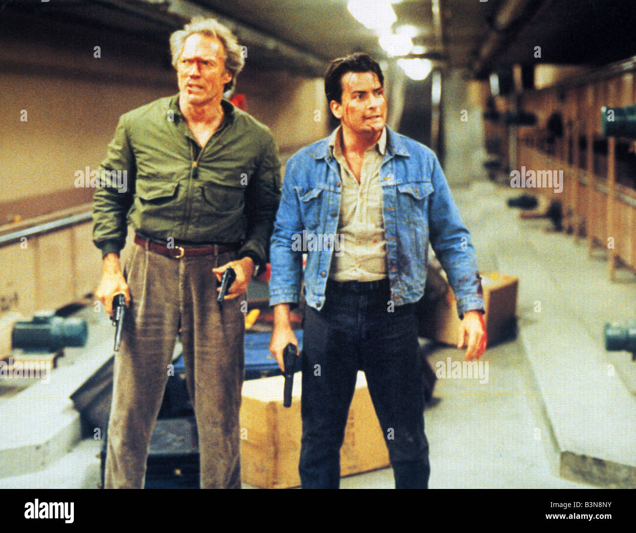 THE ROOKIE 1990 Warner/Malpaso Film With Clint Eastwood