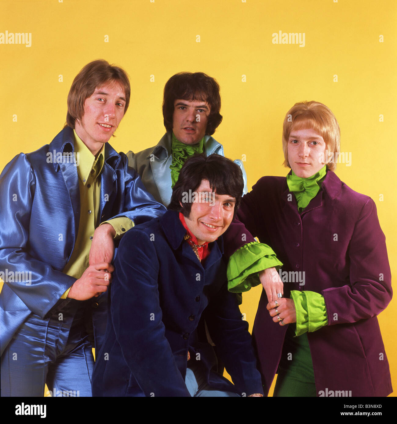 WORLD OF OZ  UK 60s pop group - Stock Image