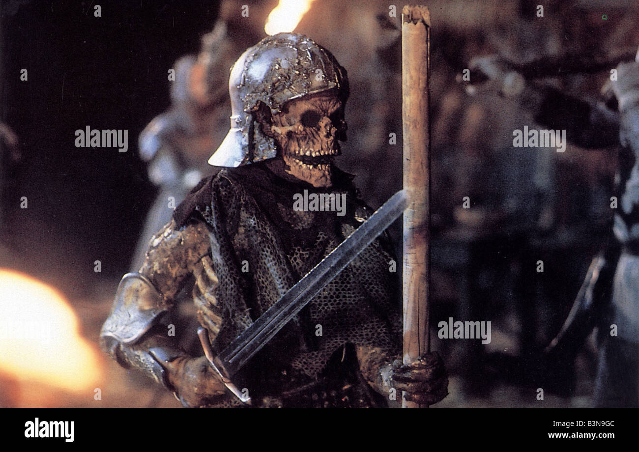 ARMY OF DARKNESS  1992 Guild film - Stock Image