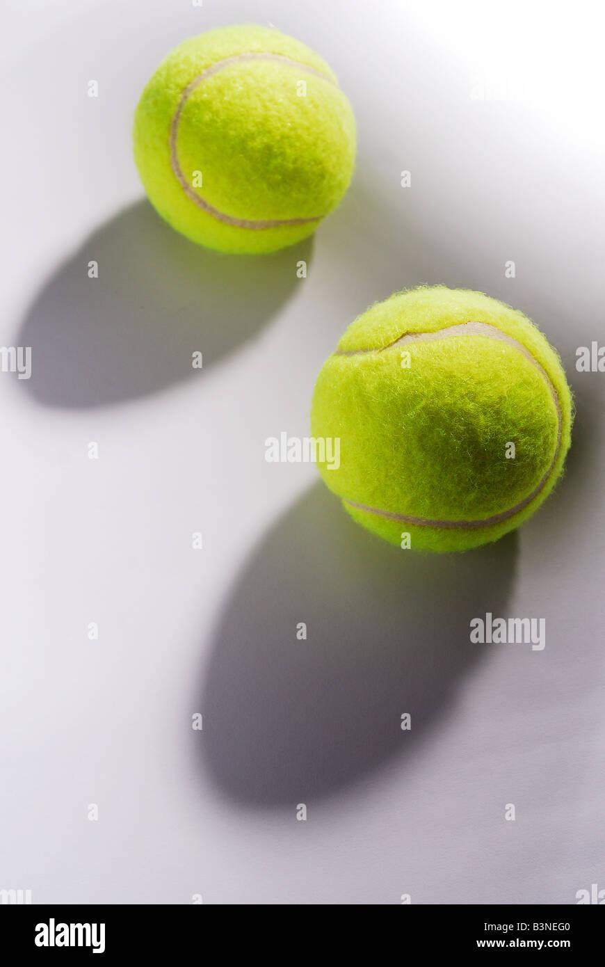 tennis ball2 - Stock Image