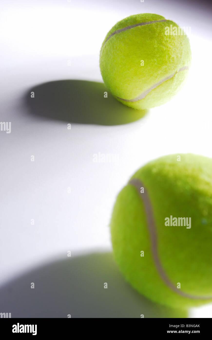 tennis ball1 - Stock Image