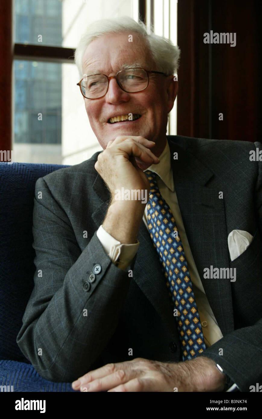 Douglas Hurd October 2003 Stoc...