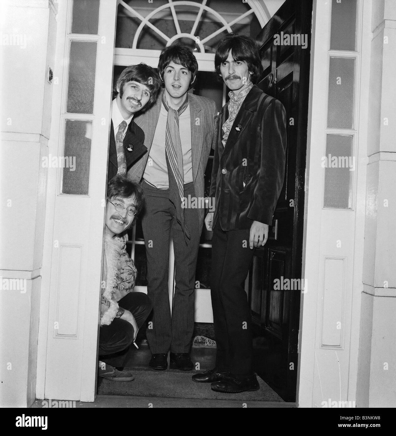 Beatles 1967 Stock Photos Amp Beatles 1967 Stock Images Alamy