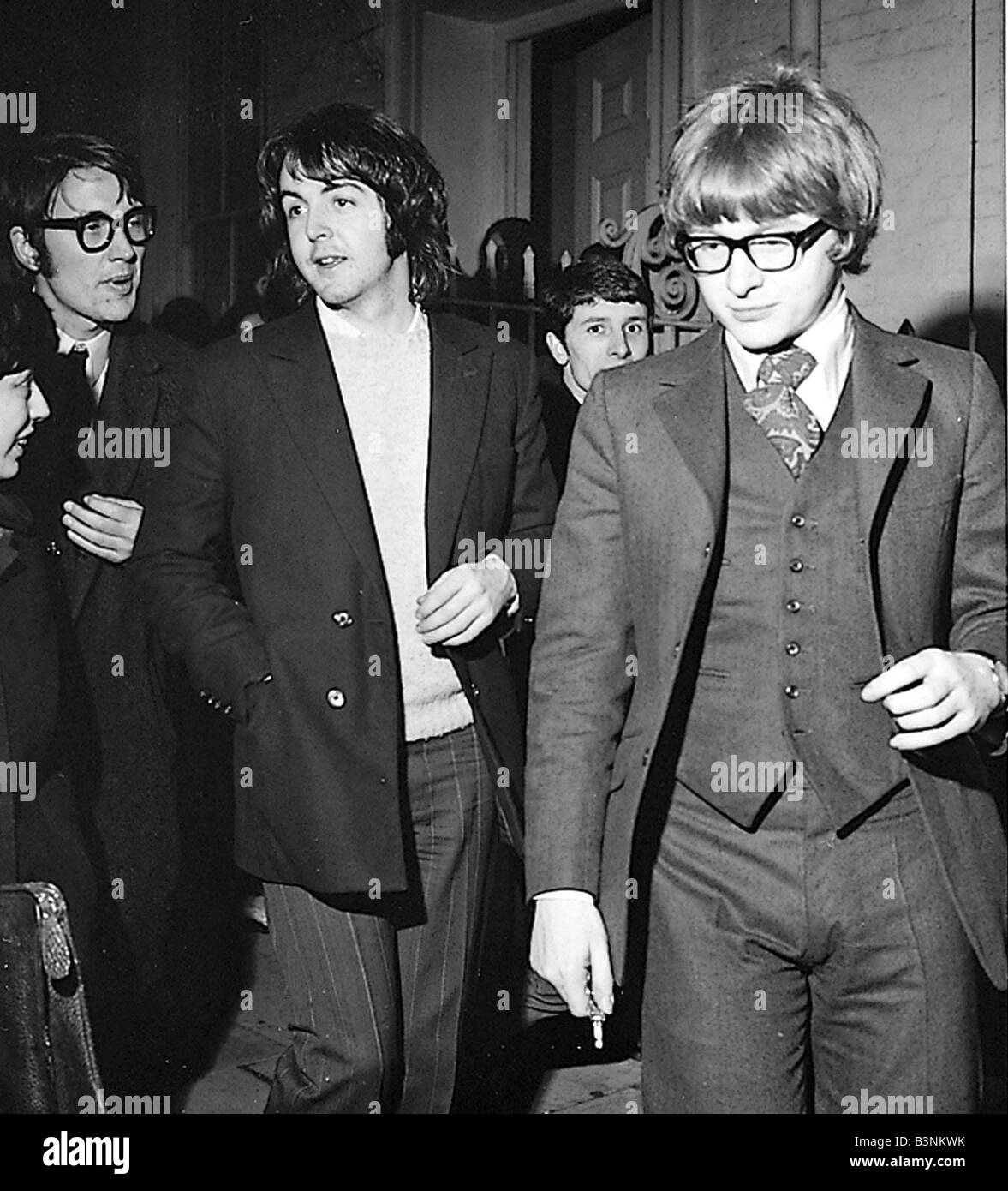 Image result for paul mccartney peter asher