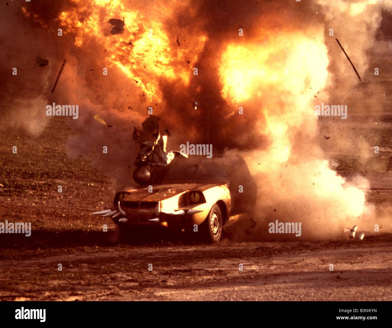 DEATH RACE 2000 1975 New World film - Stock Image