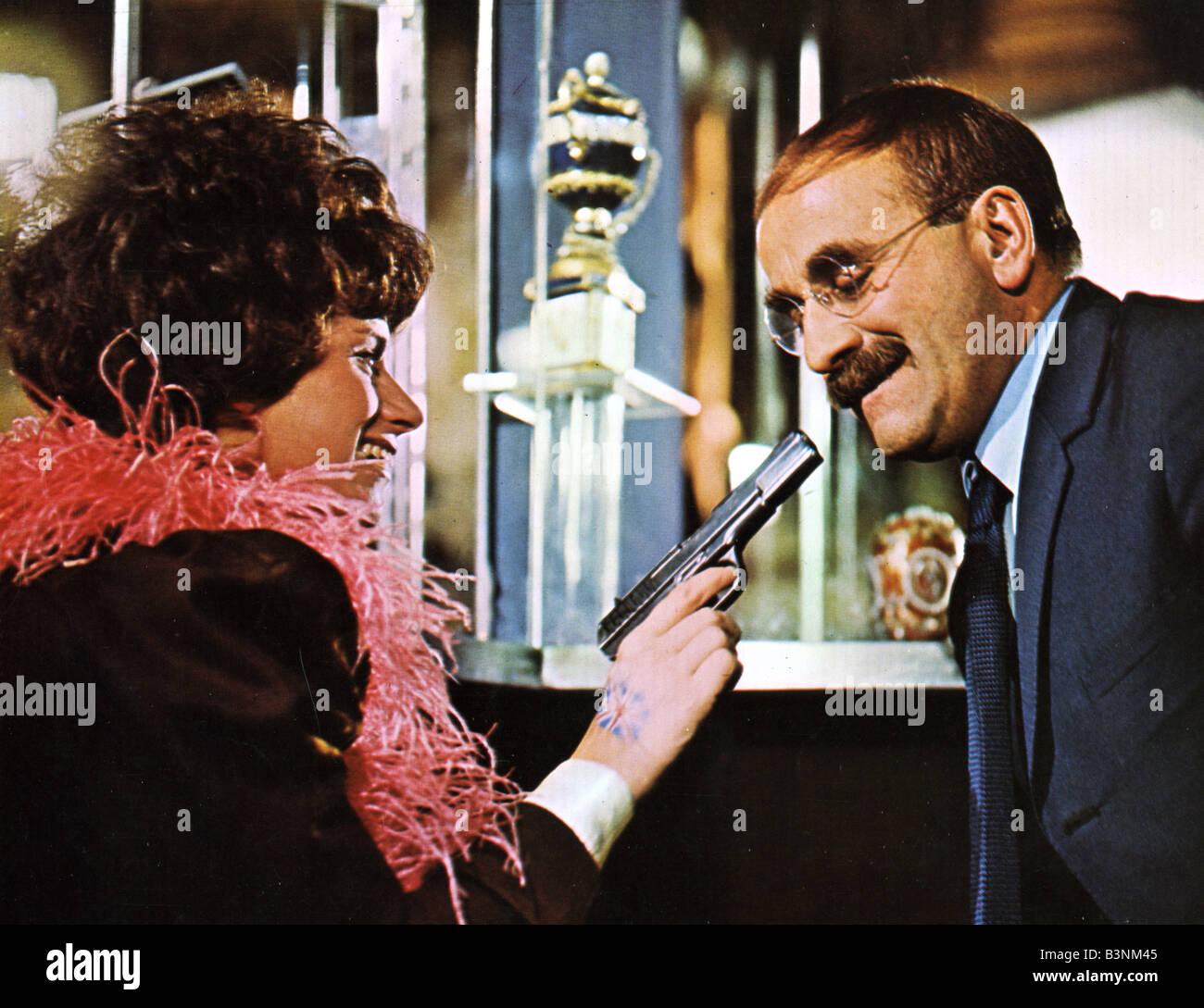 DIAMONDS FOR BREAKFAST  1968 Paramount film with Rita Tushingham and  Warren Mitchell - Stock Image