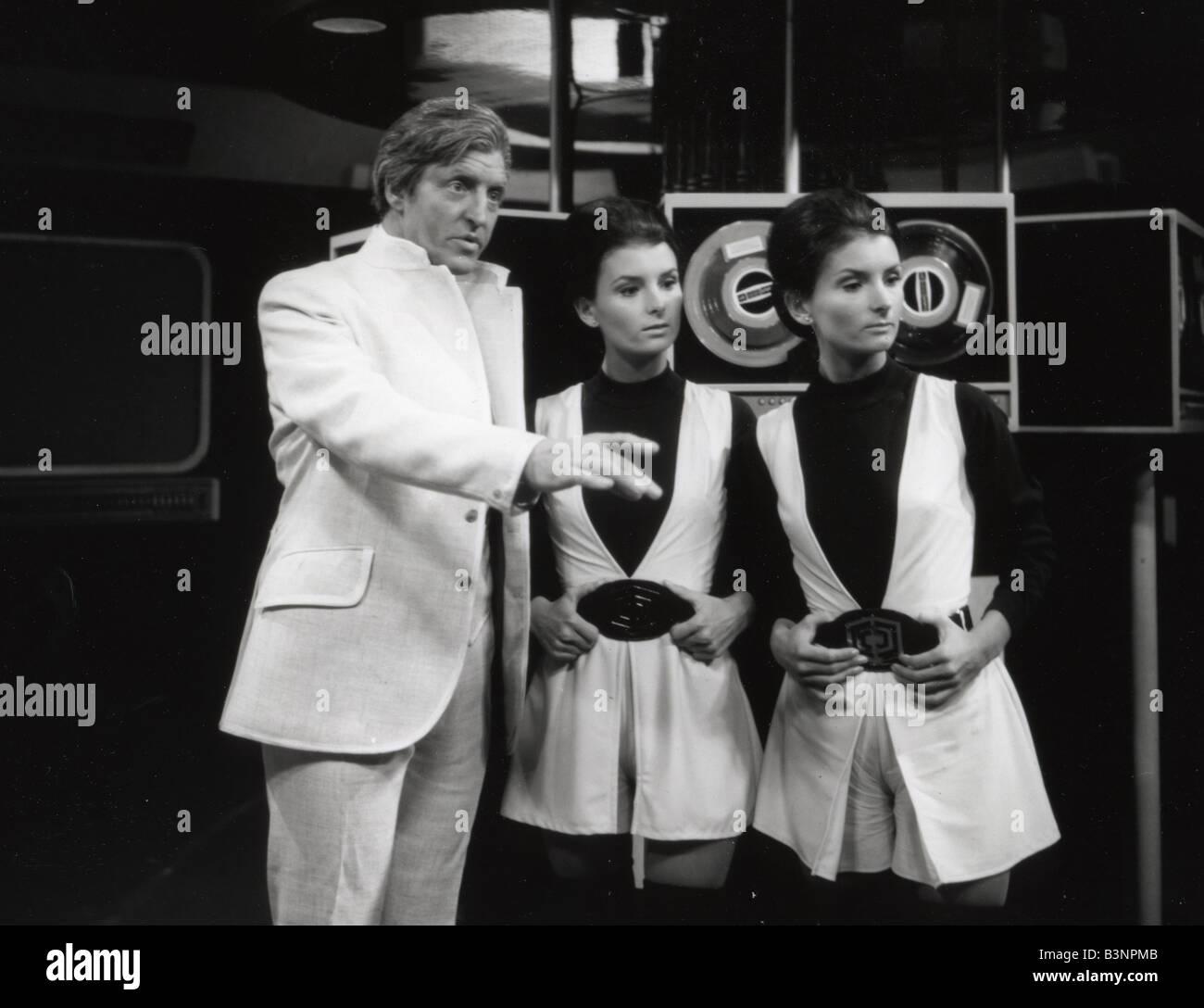TIMESLIP  ATV childrens sci-fi TV series - Stock Image