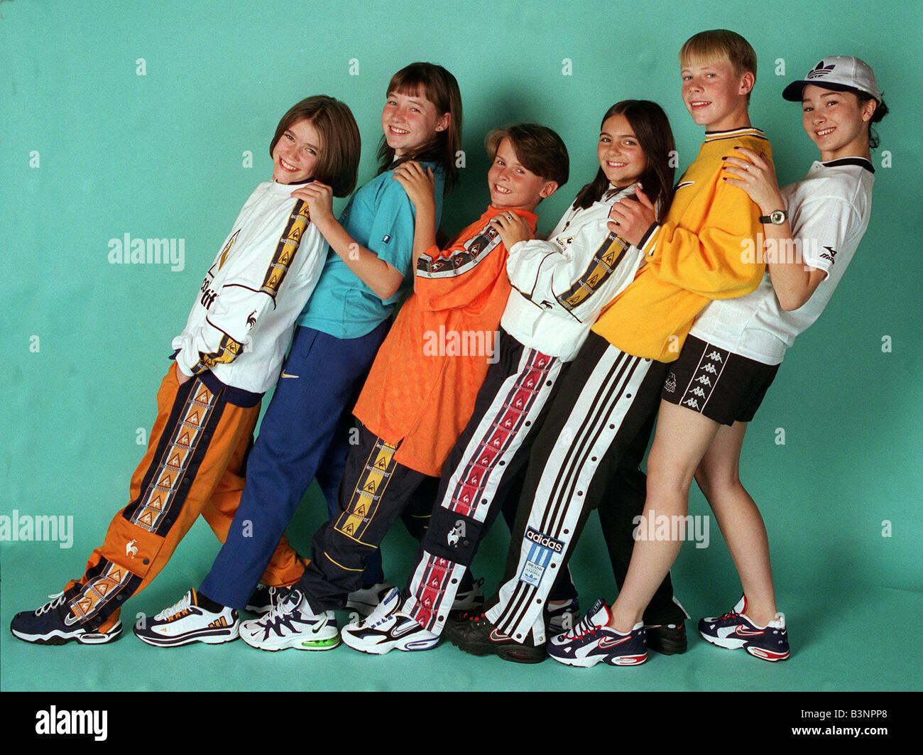 Kids Fashion Trainers High Resolution