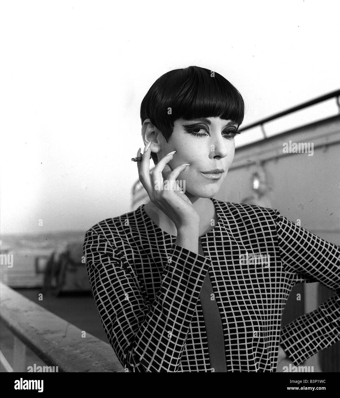 Peggy Moffitt