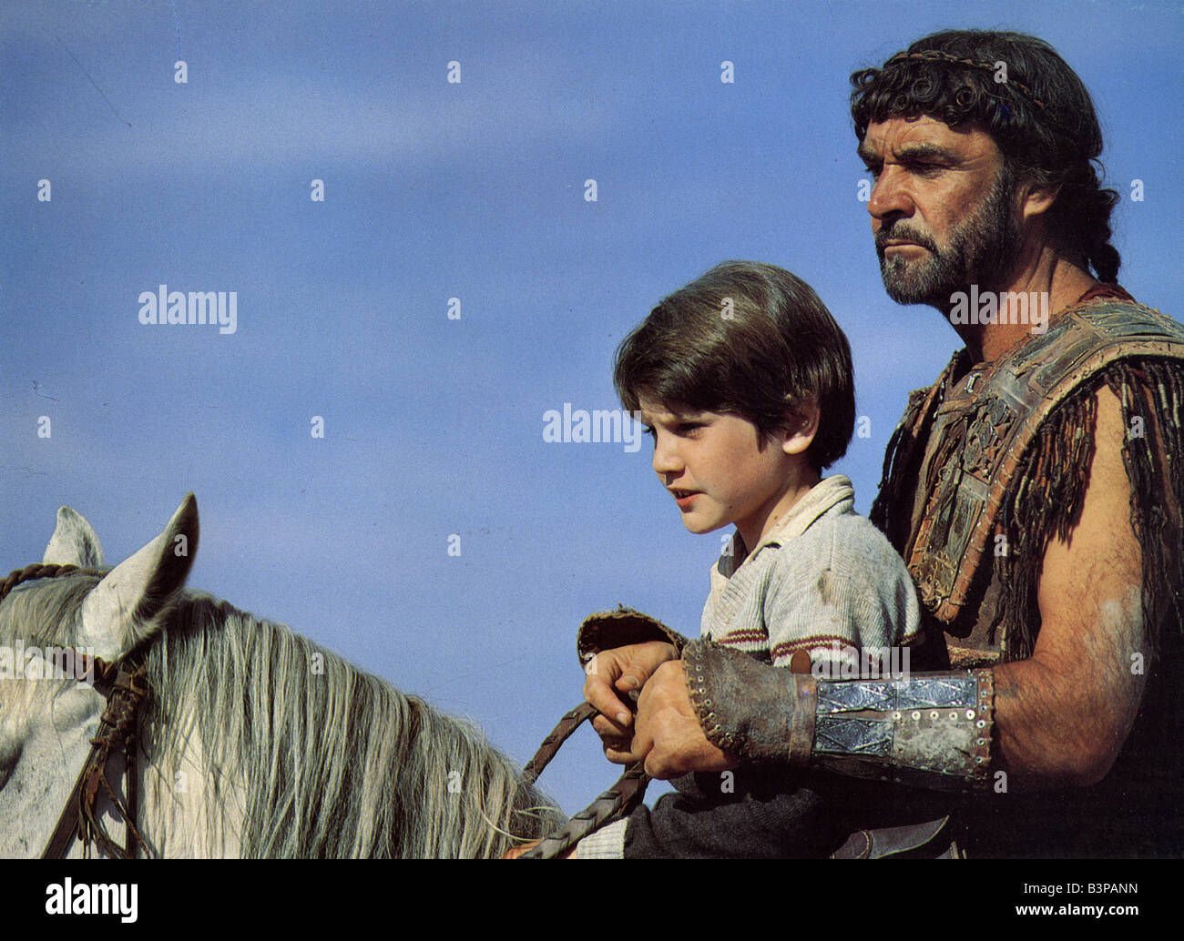 TIME BANDITS 1981 Handmade Films film with Sean Connery - Stock Image