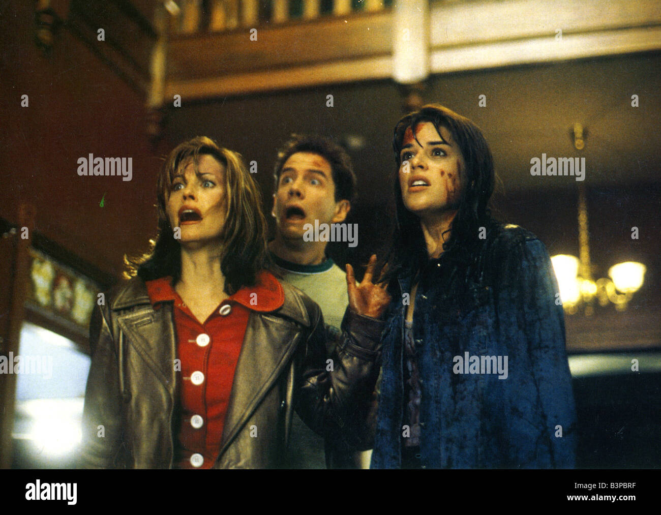 SCREAM  1996 Buena Vista film - Stock Image