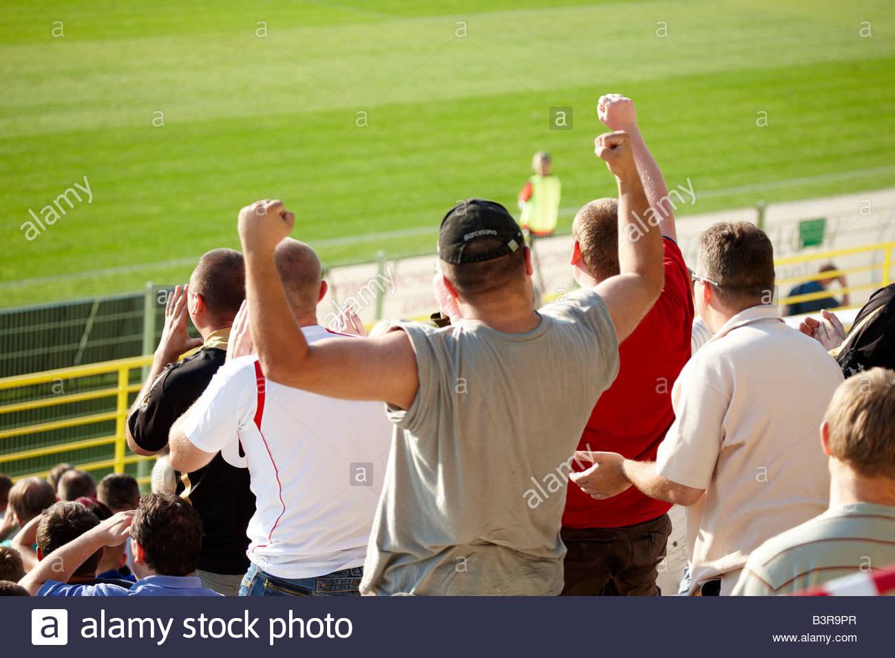 Audience - Stock Image