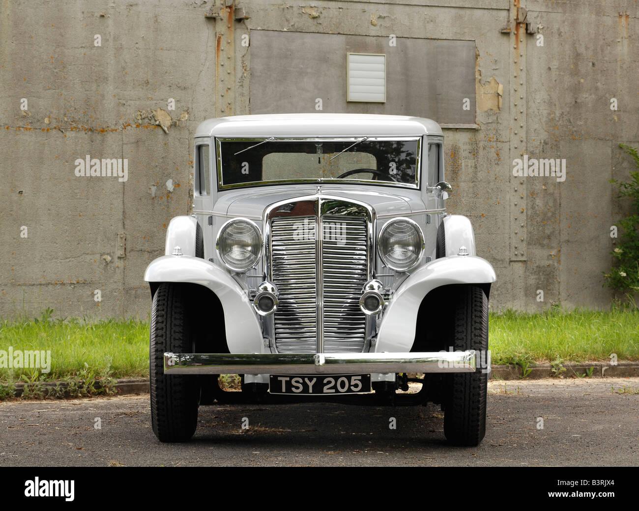 Marmond Sixteen Victoria 1933 - Stock Image