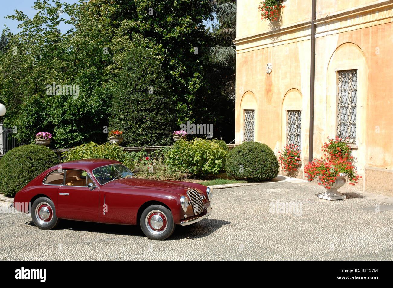 Maserati 1500 Grand Tourismo 1949 - Stock Image