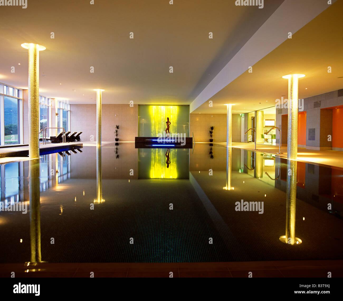 Slieve Donard Hotel Stock Photos Slieve Donard Hotel Stock Images Alamy