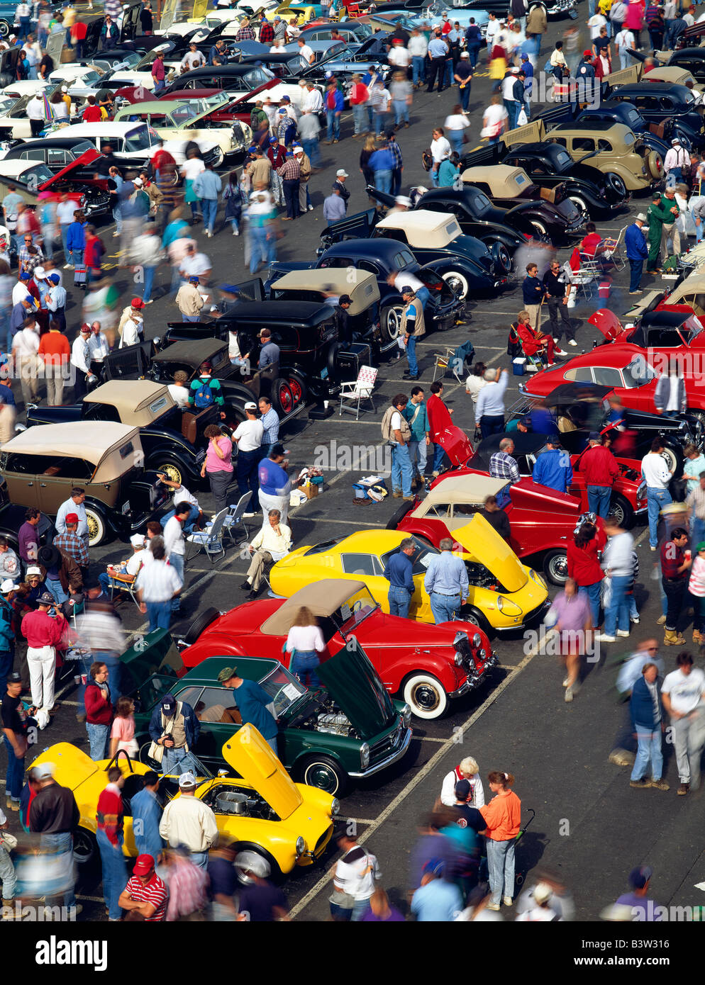 Hershey Car Show >> Antique Auto Club Of America Show Largest Show In Usa