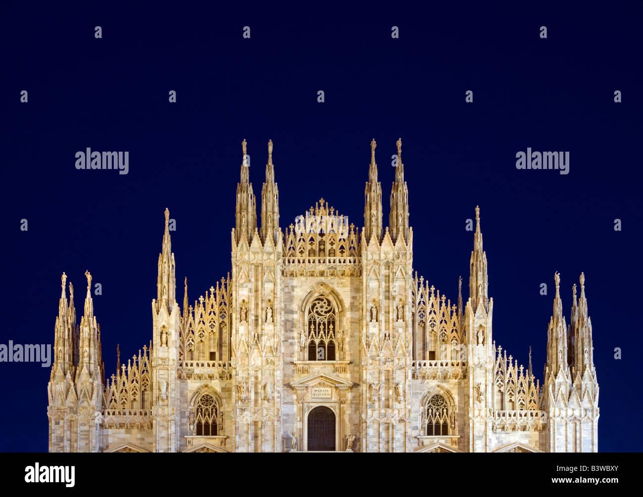Duomo Di Milano. Milan, Italy. - Stock Image