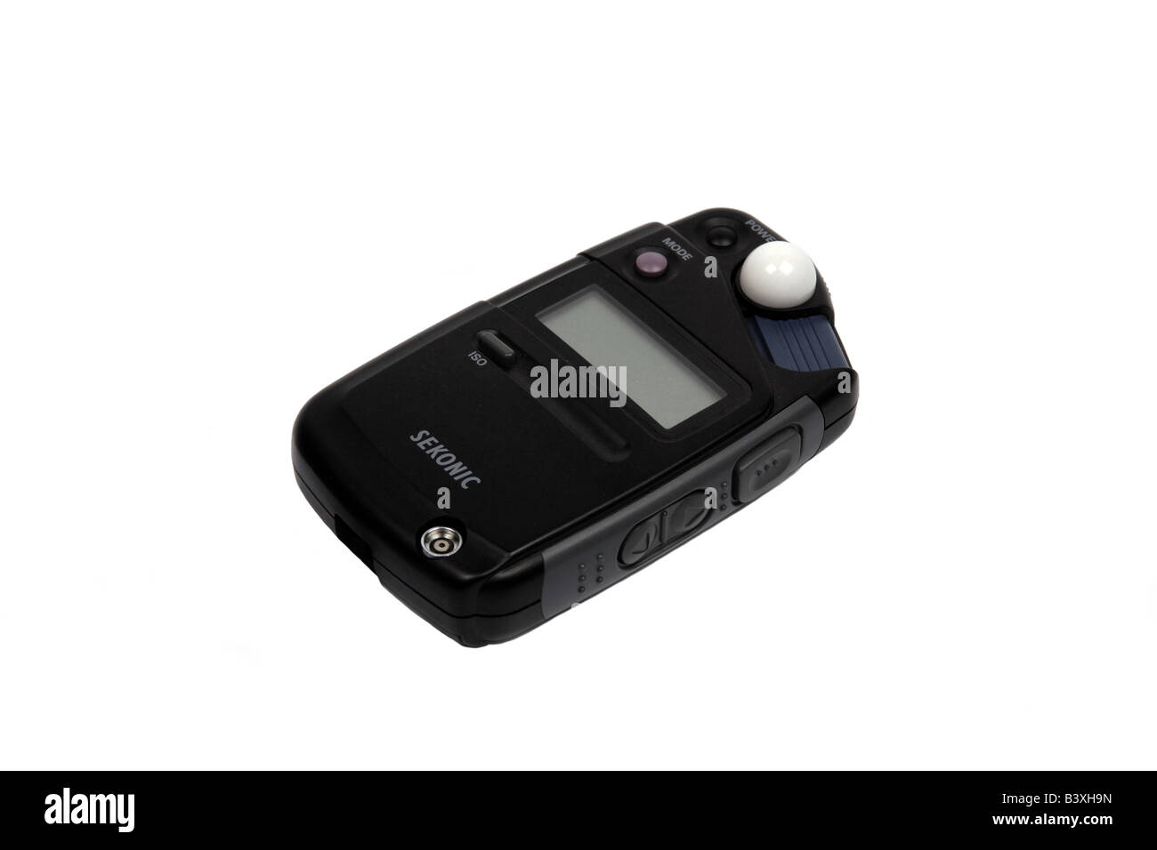 Sekonic L308 Photographic Digital Light Meter - Stock Image