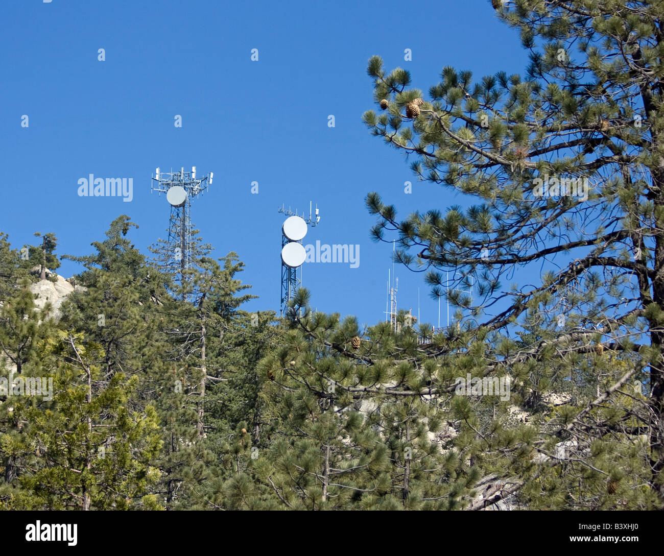 Cell Phone Repair Albuquerque >> Cell Towers Stock Photos & Cell Towers Stock Images - Alamy