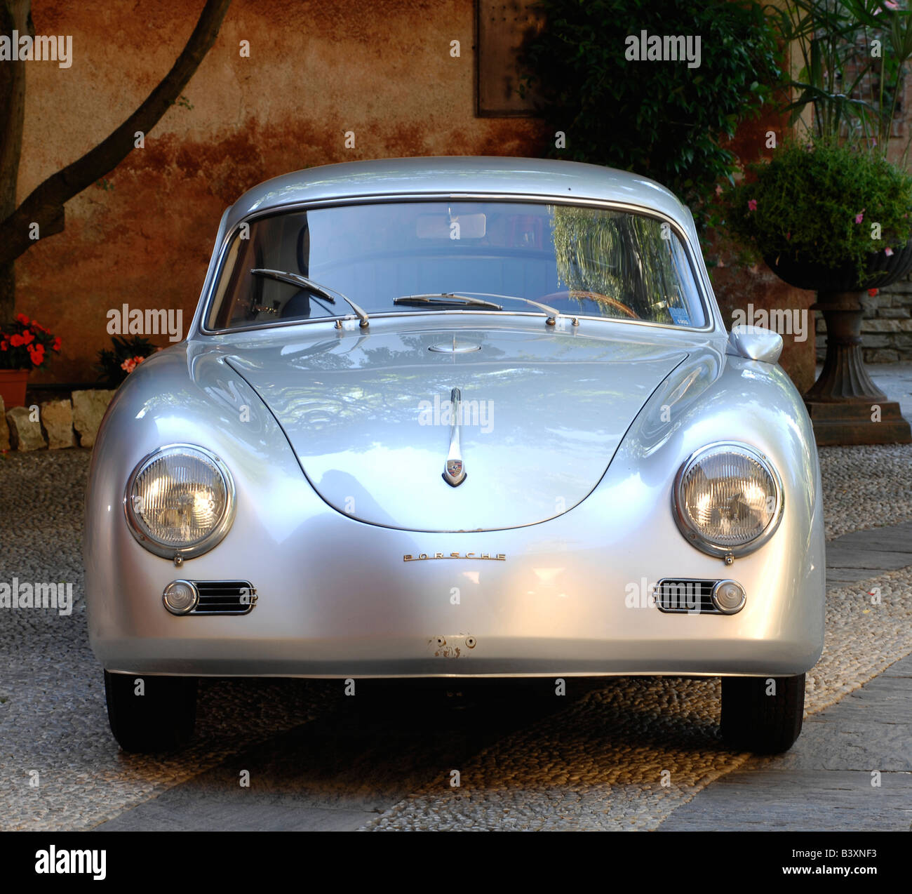 Porsche 356A 1599 GS Carrera 1956 - Stock Image