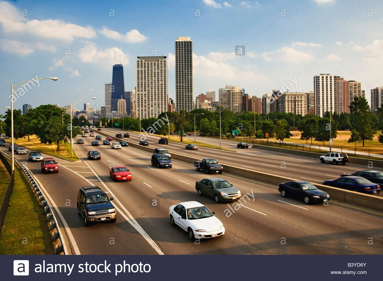 Expressway Usa America Stock Photos & Expressway Usa America Stock ...